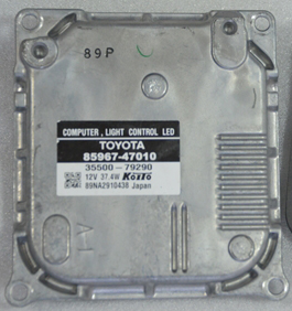Koito/Denso D4S D4R ксенон баласт за Toyota Prius 3 (2009-2014)