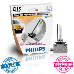 Philips D1S Xenon Vision ксенонова крушка