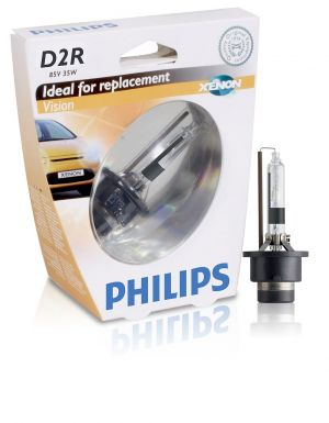 Philips D2R Vision XenStart ксенонова крушка 35W, 85126