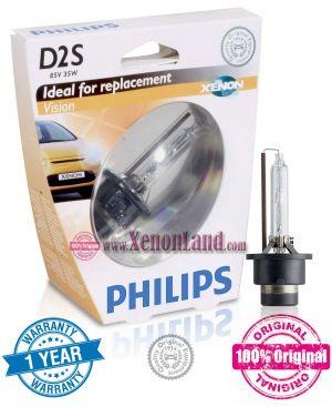 Philips D2S Xenon Vision ксенонова крушка - стандартна